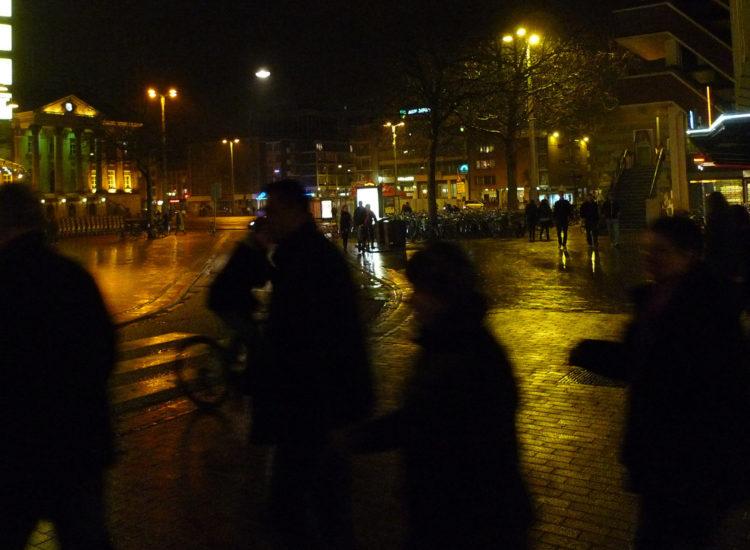 Stappen tegen straatroof en overvallen