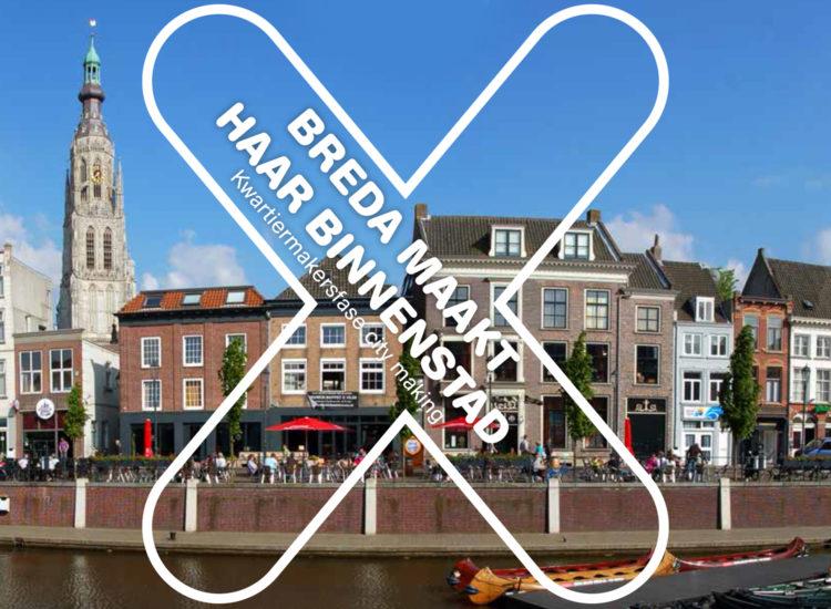 Breda maakt haar binnenstad