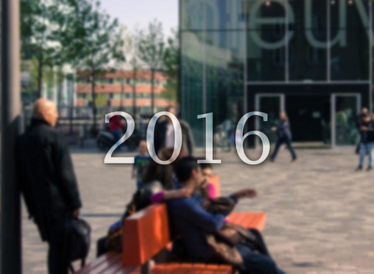 Agenda Stad 2016